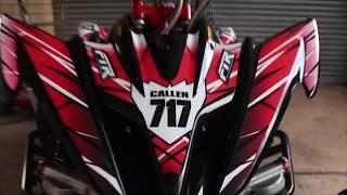 10. Yamaha Raptor 250cc