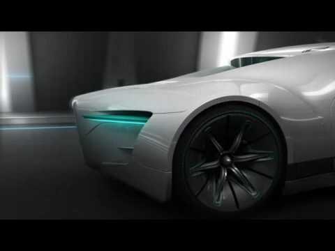 Honda Zeppelin — автомобиль будущего