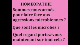 L'homéopathie selon le Dr Perrier