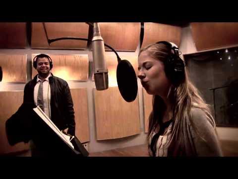 Tekst piosenki Jackie Evancho - La Vie En Rose po polsku