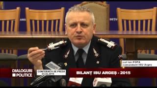 Dialoguri politice-Bilant ISU Arges - 2015