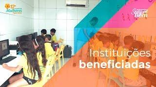 Momento Encontro de Mulheres - Instituições beneficiadas