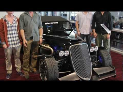 Factory Five Customer Cars from SEMA 2012
