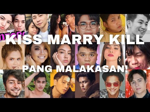 KISS MARRY KILL FT. YOUR FAVE YOUTUBERS AND CELEBRITIES! W/ ABOUT RAF, NAOMI PENA & WIBERT FRANCISCO