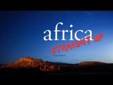 Africa Straight Up! Let's Tell our Stories