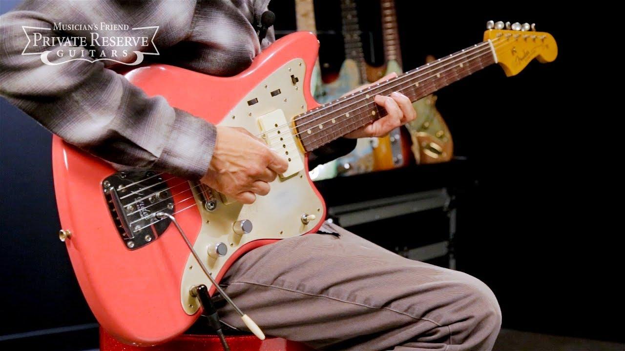 Fender Custom Shop Rosewood Fingerboard '59 Journeyman Jazzmaster Electric Guitar