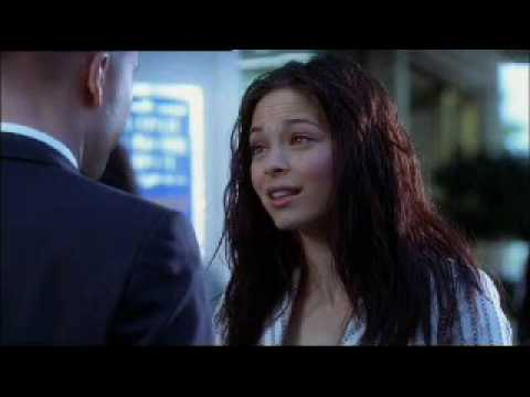 "Smallville - Lana leaves Clark says ""goodbye"""