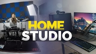 Video The Home Studio for YouTube Content Creators download in MP3, 3GP, MP4, WEBM, AVI, FLV Maret 2017