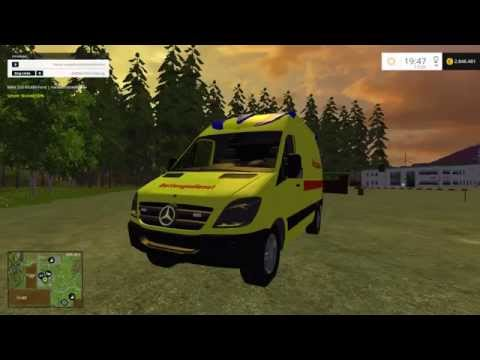 Ambulance v2.0 BETA