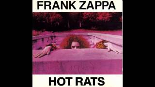 Frank Zappa - Hot Rats (Full Album) music video
