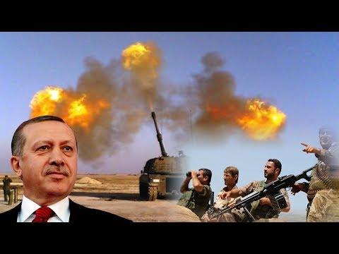 مصر العربية | تركيا تبدأ عملية عسكرية في عفرين السورية