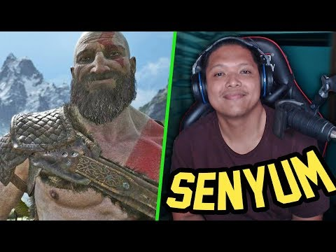 GAPAKE EMOSI LAGI KO | GOD OF WAR GOD MODE #3