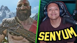 Video GAPAKE EMOSI LAGI KO | GOD OF WAR GOD MODE #3 MP3, 3GP, MP4, WEBM, AVI, FLV Mei 2019