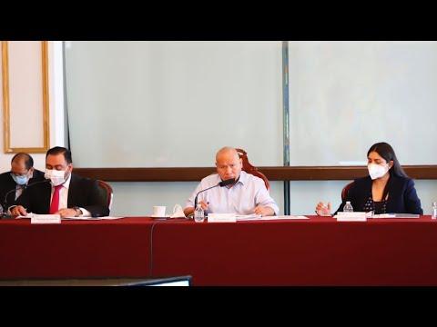 Cabildo H. Ayuntamiento de Tlalnepantla de Baz 16 agosto 2021