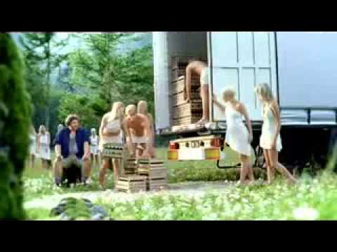 Pure Blonde Beer Brewtopia Commercial Funny Australian TV Advertisement Spot and YouTube Video 2007