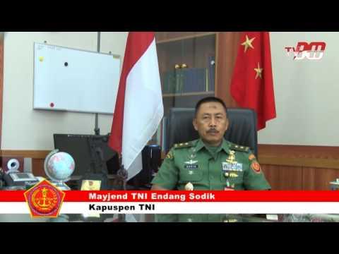 Greeting Kapuspen TNI