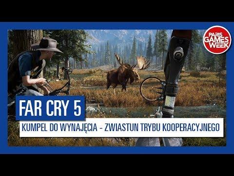 Far Cry 5, czyli cała kampania fabularna w trybie kooperacji
