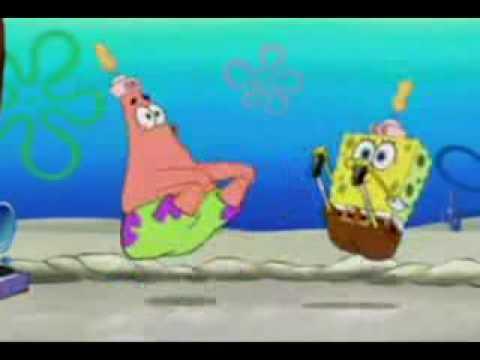 bob esponja soy un cacahuate
