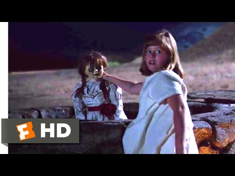 Annabelle: Creation (2017) - Dropped in the Well Scene (7/10) | Movieclips