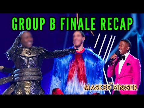 Masked Singer - Episode 8 Recap