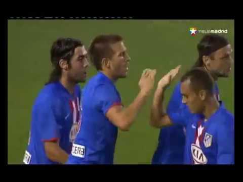 2010/11.- Real Betis 1 Vs Atlético Madrid 2