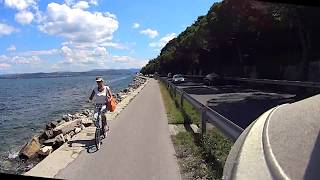 Izola Slovenia  city images : Izola (Slovenia) to Koper with bicycle - this time not the common video ;)