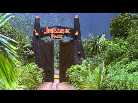 Jurassic Park (1993) - Blu-ray menu