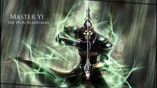 Phim 3D LMHT: Master Yi vs Teemo ai sẽ thắng?