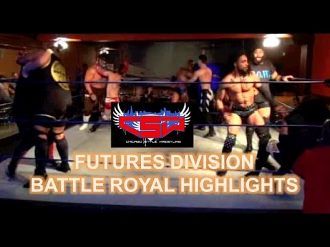 Video CSW Futures Division Battle Royal Highlights -- 4/15/17 download in MP3, 3GP, MP4, WEBM, AVI, FLV January 2017