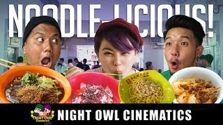 Video FOOD KING: NOODLE-LICIOUS MP3, 3GP, MP4, WEBM, AVI, FLV September 2018