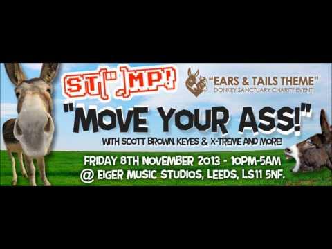 Live Set | Claxton - Live @ Stomp!, Leeds | 08. 11. 13