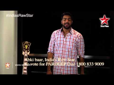 India's Raw Star: Vote now for Raw Star Pardeep! 17 September 2014 01 PM