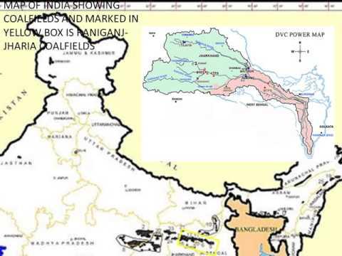 The Coal Corridor - Bardhhaman-Dhanbad in Raniganj and Jharia Coalfields