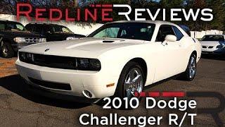 2010 Dodge Challenger R/T Review, Walkaround, Exhaust, Test Drive