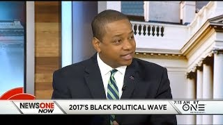 NewsOne Now Exclusive: Lt. Governor-Elect Justin Fairfax Discusses His Big Win In Virginia