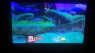 As a falcon main it felt right doing this to a spammy link