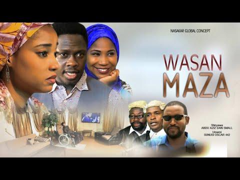 WASAN MAZA 3&4 LATEST HAUSA HAUSA FILM 2020
