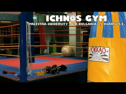 Ichnos Gym Muay Thai Training 2015