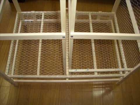 Home Made Bird Cage