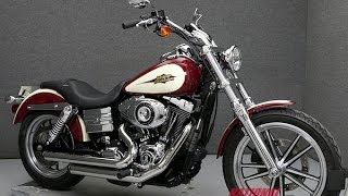 10. 2007  HARLEY DAVIDSON  FXDL DYNA LOW RIDER  - National Powersports Distributors