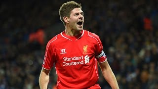 Acht Dinge, die ihr nicht über Steven Gerrard wusstet