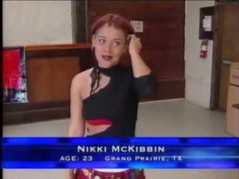 Nikki McKibbin's Audition
