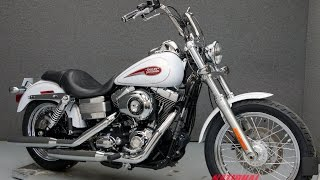 9. 2008  HARLEY DAVIDSON  FXDL DYNA LOW RIDER  - National Powersports Distributors