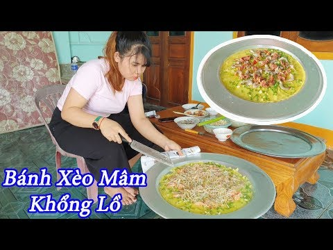 Black - Bánh Xèo Mâm Khổng Lồ - Bánh Xèo Bình Định - Thời lượng: 13 phút.