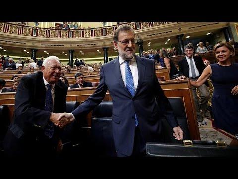 Ισπανία: Aύριο η ψήφος εμπιστοσύνης που θα κρίνει το μέλλον του Ραχόι