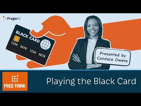 Playing the Black Card (видео)