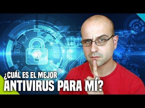 ¿Cuál es el mejor antivirus para mí? - (Opinión) - La red de Mario