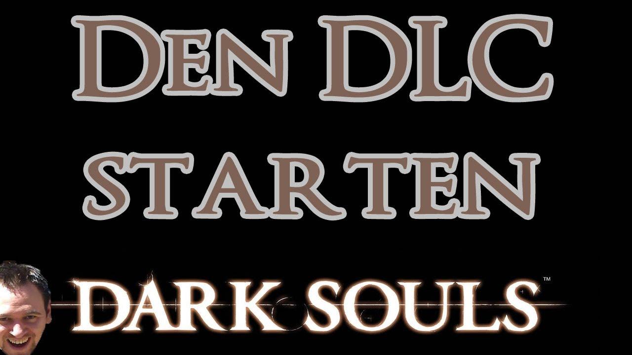 Speedy Renton: Dark Souls (Wie man den DLC startet)