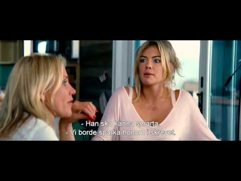 The Other Woman - Officiell trailer (Cameron Diaz, 2014, svensk text)