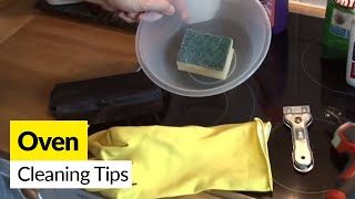 For all your oven spare parts go to http://bit.ly/1LQuKub In this video, Matt demonstrates how to give your cooker oven a really...